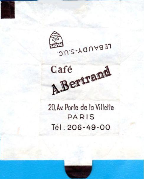 Bertrand (Café)