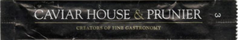 Caviar House