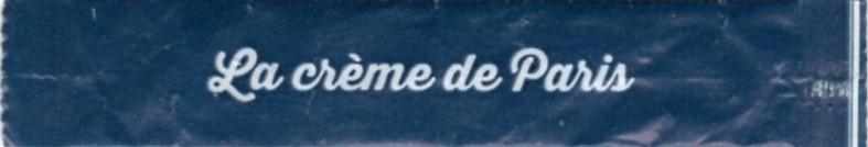 Crème de Paris