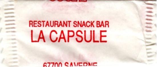 Capsule (La)