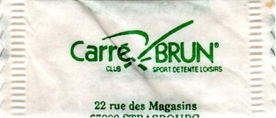 Carre Brun