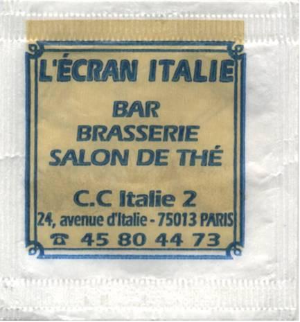 Ecran d'Italie
