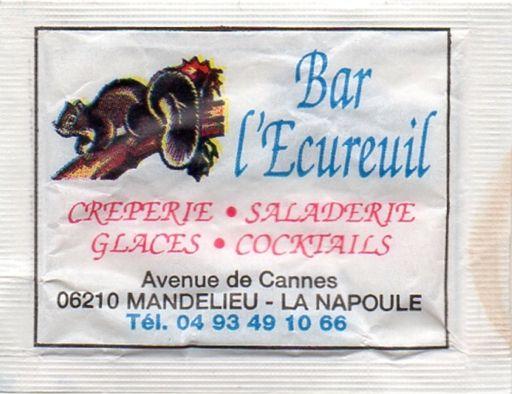 Ecureuil (Bar l')