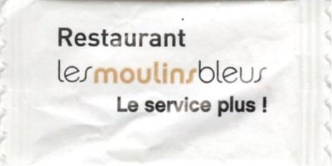 Moulins bleus (les)