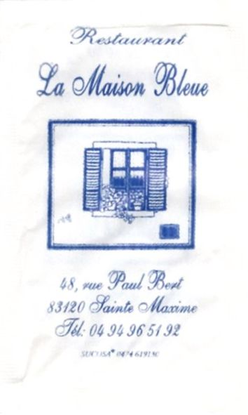 Maison Bleue