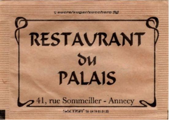 Palais (restaurant du)