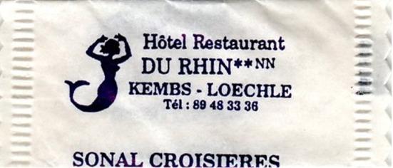 Rhin (Restaurant du)