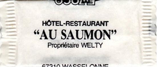 Saumon (Au)